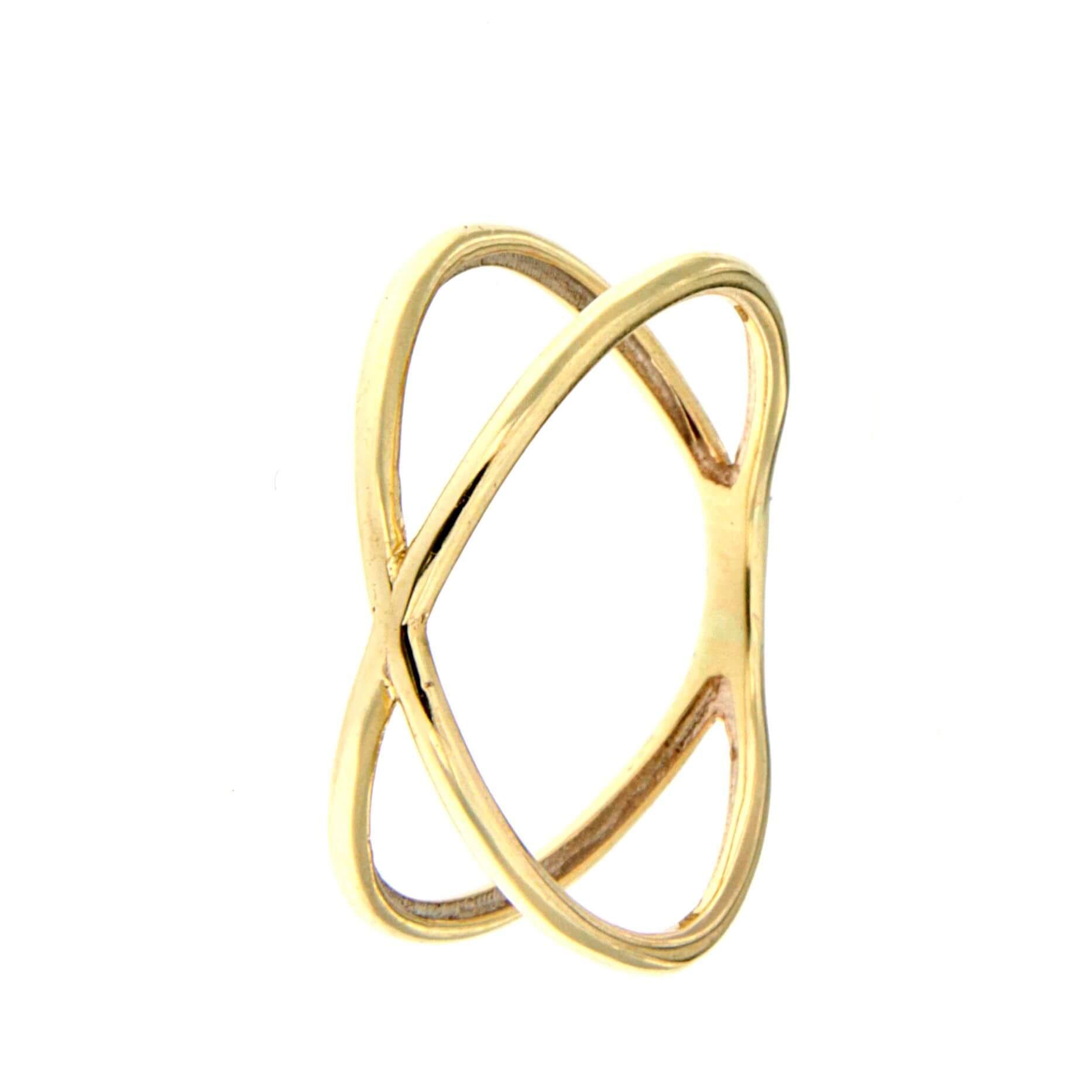anillo oro amarillo vibes